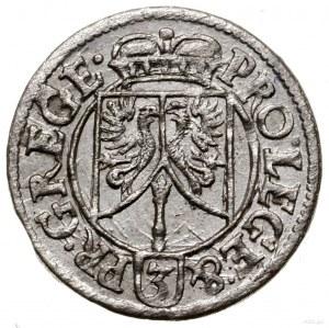 Półtorak, 1619, Królewiec; mniejsza tarcza herbowa; Neu...