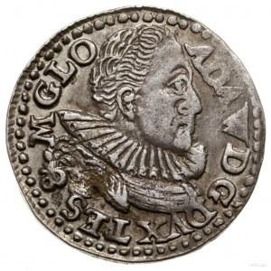 Trojak, 1597, Cieszyn; z końcówką M GLO; F.u.S. 2987, I...
