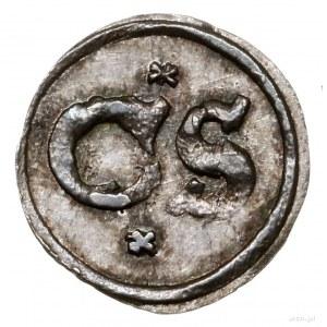 Obol (?); Aw: Litery CS; Rw: Orzeł Śląski; Kop. 8782 (R...