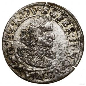 3 krajcary kiperowe, 1622, Świdnica; na awersie popiers...