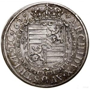 Talar, 1629, Kłodzko; Aw: Popiersie władcy w prawo, pon...