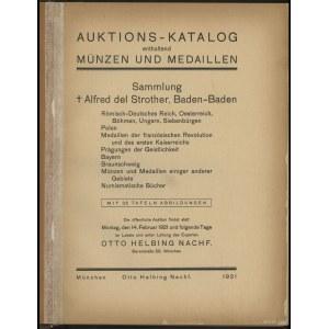"Katalog aukcyjny Otto Helbing Nachf. ""Sammlung Alfred d..."