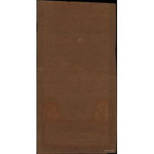 50 złotych polskich, 8.06.1794; seria B, numeracja 2991...