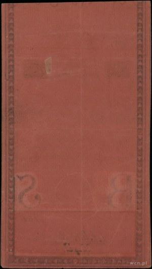 100 złotych polskich, 8.06.1794; seria A, numeracja 229...