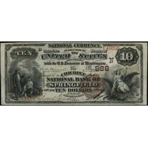 Massachusetts, Springfield, The Chicopee National Bank;...