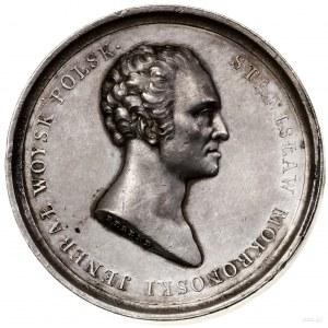 Medal na pamiątkę śmierci Stanisława Mokronoskiego (176...
