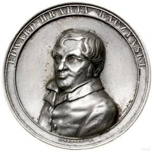 Medal na pamiątkę śmierci Edwarda Raczyńskiego (1786–18...