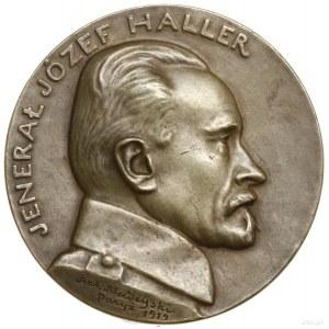 Medal upamiętniający generała Józefa Hallera (1873-1960...