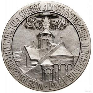 Medal na pamiątkę 25. rocznicy biskupstwa Józefa Teodor...
