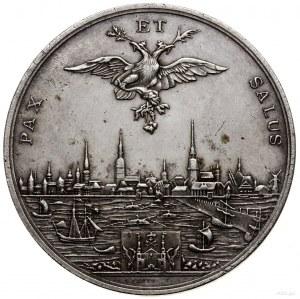 Medal na pamiątkę setnej rocznicy przyłączenia Rygi do ...