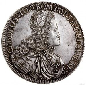 Talar, 1725, Hall; Aw: Popiersie władcy w prawo, CAROLU...