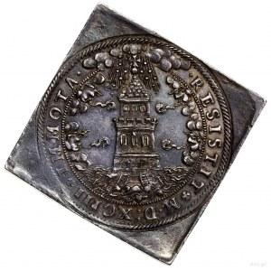 Klipa talara, 1593, Salzburg; Aw: Święty Rupert w bisku...