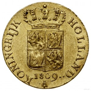 Dukat, 1809, Utrecht; Delmonte 1180, Fr. 322, Schulman ...
