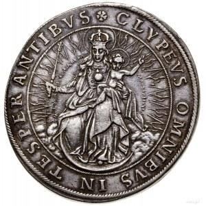 Talar, 1625, Monachium; Aw: Ukoronowana, pięciopolowa t...