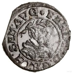 Grosz kiperowy, 1622, Żary; Aw: Popiersie władcy w praw...