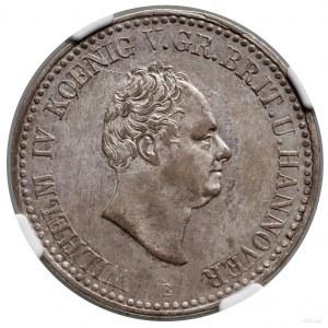 Talar, 1834 B, Hanower; AKS 62, Davenport 662, Jaeger 4...