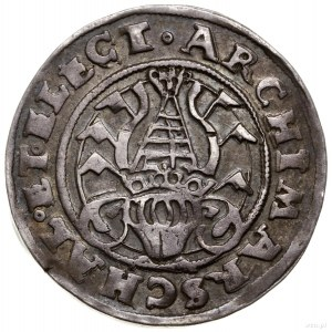 1/4 talara, 1549, Freiberg; znak menniczy – gwiazda; Ke...