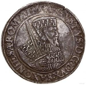 Talar, 1555, Annaberg; Aw: Popiersie władcy trzymająceg...
