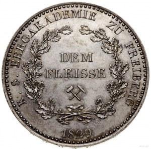 Talar, 1829, Drezno; talar nagrodowy Akademii Górniczej...