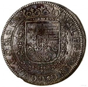 Talar, 1619, Guastella; Aw: Popiersie władcy w prawo, F...