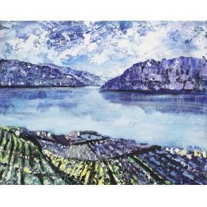 Izabela Rudzka, Jezioro i góry, 2020