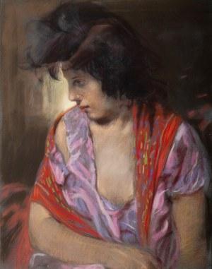 Feliks Michał Wygrzywalski (1875 Przemyśl - 1944 Rzeszów), Kopciuszek, 1925 r.