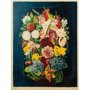 Mojżesz Kisling (1891 Kraków - 1953 Sanary-sur-Mer), Bukiet kwiatów