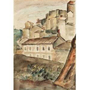 Jacques Gotko (1899 Odessa - 1944 Auschwitz), Wioska, 1927 r.
