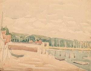 Władysław Brzosko (1912 Czyta/Syberia-2011 Arizona), Na brzegu