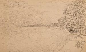 Władysław Brzosko (1912 Czyta/Syberia-2011 Arizona), Przy brzegu