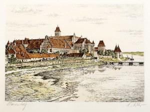 Richard Adler (1907 Berlin - 1977 Düsseldorf), Malbork
