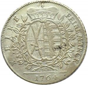 Niemcy, Saksonia, Fryderyk August III, talar 1764, Lipsk