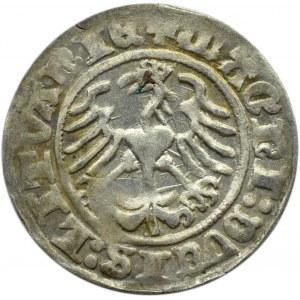 Zygmunt I Stary, półgrosz 1511, Wilno, ładny