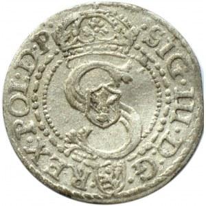 Zygmunt III Waza, szeląg 159Z (2), Malbork