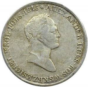 Mikołaj I, 5 złotych 1831 K.G., Warszawa