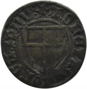 Zakon Krzyżacki, Michał Küchmeister von Sternberg (1414-1422), szeląg - krótki krzyż