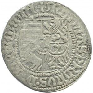 Śląsk, Maciej I Korwin, grosz bez daty, Wrocław (R3)