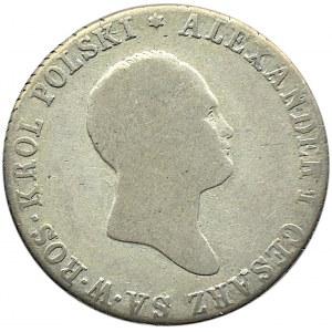 Aleksander I, 2 złote 1820 I.B., Warszawa