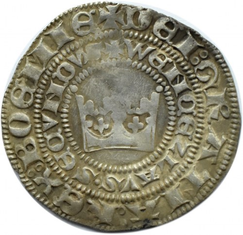 Czechy, Wacław II, Grosz praski