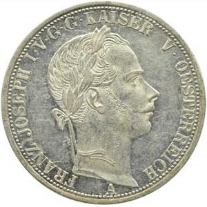 Austria, Franciszek Józef I, talar 1863 A, Wiedeń