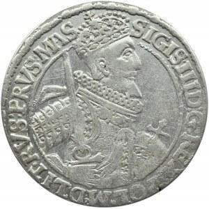 Zygmunt III Waza, ort 1621, Bydgoszcz, ....PRVS:MAS, ładny