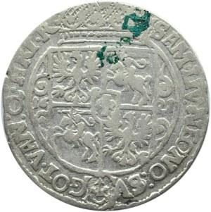 Zygmunt III Waza, ort 1621, Bydgoszcz, ....PRVS MAS