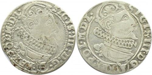 Zygmunt III Waza, lot szóstaków 1626-27, Kraków