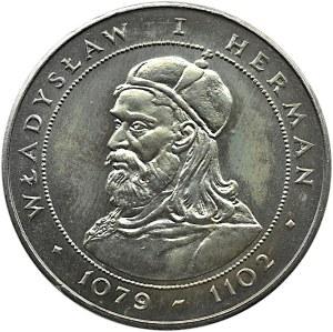 Polska, PRL, Wł. Herman, 50 złotych 1981, Warszawa, UNC