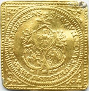 Niemcy, Norymberga, dukat - klipa 1700, rzadki
