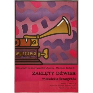 Jan MŁODOŻENIEC (1929-2000) - projektant, Zaklęty dźwięk w stulecie fonografii