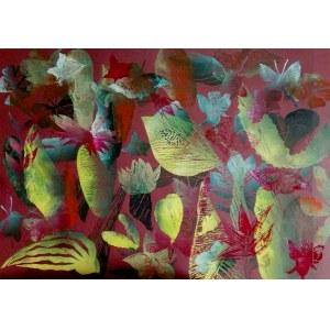 Magdalena Chmielek (ur. 1992), My garden II, 2020