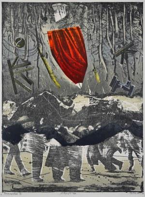 Zbigniew Gorlak, Czarny las, 1987