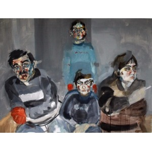Marcelina Amelia, Family portrait (2016)