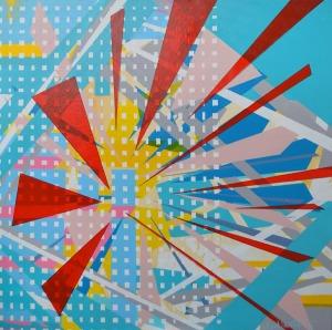 Szymon Kurpiewski (1984), CityArtWork #16 (2016)